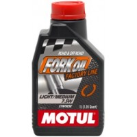 MOTUL FORK OIL 7.5W MEDIUM/LIGHT FACTORY LINE 1L 100% SYNT