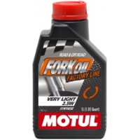 MOTUL FORK OIL 2.5W MEDIUM FACTORY LINE 1L