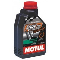 MOTUL FORK OIL 10W MEDIUM FACTORY LINE 1L 100% SYNT