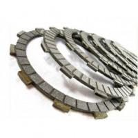 Tarcze sprzegła Silver Yamaha R6 06-11, FZR 750 89-92, TDM 850 96-01, TDM 900 02-11, TRX 850 96-99, YZF750 93-98