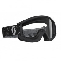 Gogle motocyklowe Scott Recoil SF Black Antifog UV