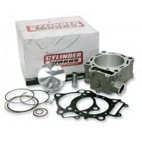 CYLINDER WORKS komplet Suzuki DRZ LTZ 400 / Kawasaki KLX KFX 400