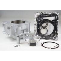 CYLINDER WORKS Big Bore +4mm komplet Suzuki DRZ LTZ 400 / Kawasaki KLX KFX 400