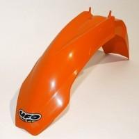 Błotnik przód UFO KTM SX 125/150/250/380 2 Stroke (2003-2006), SXF 250/400/450/505/520/525 4 Stroke (2003-2006), EXC 125/200/2