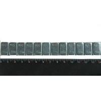 klejone ciężarki do kół aluminiowych 12x5g 1 listek