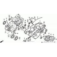 Komplet łożysk skrzyni biegów Honda CR 250 R 92-01r