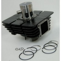 TUNING Cylinder + tłok 60ccm 2T Yamaha RD DT 50
