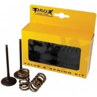 Komplet - Zawory ssące + sprężyny PROX Kawasaki KXF 450 06-08