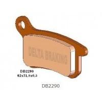Klocki hamulcowe Delta Braking KTM SX 65 02-, SX 85 03-11, HUSQVARNA CR 65 11-