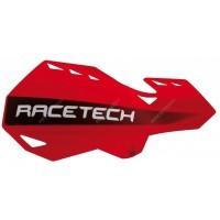 Osłony dłoni / Handbary OFF-ROAD RACETECH - czerwone