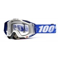 Gogle off-road 100% RACECRAFT COBALT BLUE szyba clear
