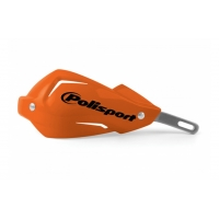 Osłony dłoni Handbary cross enduro Polisport Touquet KTM pomarańczowe
