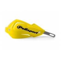 Osłony dłoni Handbary cross enduro Polisport Touquet żółte Suzuki