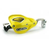Osłony dłoni Handbary cross enduro CYCRA PROBEND RACER PACK CRM żółte 28,6mm