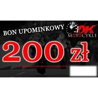 Bon na prezent - 200 zł