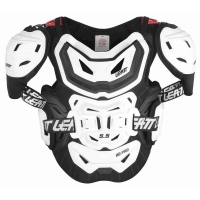 Zbroja Buzer LEATT CHEST PROTECTOR 5.5 PRO HD white