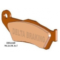 KLOCKI HAMULCOWE Delta Braking DB2220MX-D 031K5 KH181 Brembo