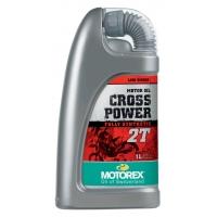 Olej do mieszanki MOTOREX CROSS POWER 2T KTM 1L