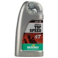 Olej Silnikowy MOTOREX TOP SPEED 4T 15W50 1L Syntetyczny KTM