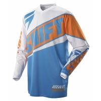 BLUZA SHIFT ASSAULT RACE ORANGE/BLUE (2014)