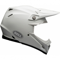 KASK BELL MOTO-9 FLEX SOLID WHITE
