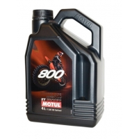 MOTUL 800 2T Factory Line Off Road 100% syntetyczny - 4L