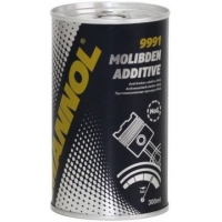 MANNOL MOLIBDEN ADDITIVE 300ML - DODATEK DO OLEJU MOS2 (9991)