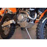 Osłona Silnika Crosspro aluminiowa do HUSQVARNA TE 250/300 13-15, KTM EXC 250/300 12-16