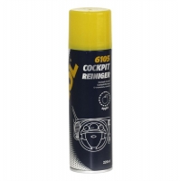 MANNOL COCPIT REINIGER NEW CAR 650ML (6117) do czyszczenia kokpitu