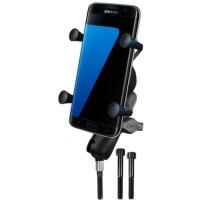 """Ram Mount UNIWERSALNY UCHWYT X-GRIP + ramię ram do smartphone GPS telefonów do 3,25"""" szerokości mocowane na kierownicę"""