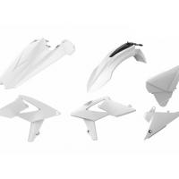 Polisport komplet plastików biały OEM Beta RR 250/300 2T 18-19