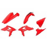 Polisport komplet plastików czerwony Beta RR 250/300 2T 18-
