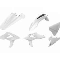 Polisport komplet plastików biały OEM Beta XTrainer 250/300 15-18