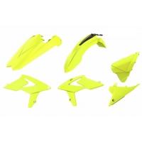 Polisport komplet plastików żółty fluo Beta XTrainer 250/300 15-18