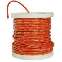 FREN TUBO PRZEWÓD HAMULCOWY KOLOR Pomarańczowy 1MB w oplocie stalowym