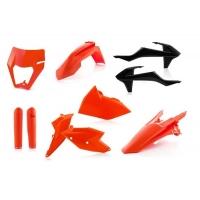 KOMPLET PLASTIKÓW Full Replica ACERBIS KTM EXC/EXC-F 2017-2019