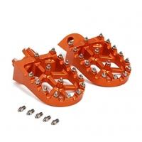 Podnóżki aluminiowe do KTM EXC/EXC-F/SXF/SX 250/300/350/450/500