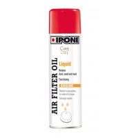 IPONE SPRAY AIR FILTER OIL 500ML OLEJ W SPRAY'U DO NASĄCZANIA FILTRA POWIETRZA
