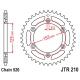 Zestaw napędowy DID VX2 + JT Honda CRF 450 02-15, CR 250 88-08r