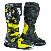 Buty motocyklowe off-road SIDI Agueda Yellow Fluo /Black