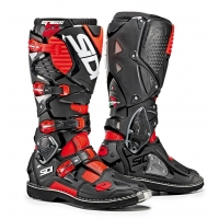 Buty motocyklowe cross enduro SIDI Crossfire 3 Red Fluo/Black