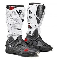 Buty motocyklowe cross enduro SIDI Crossfire 3 Black/White 2019