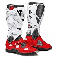 Buty motocyklowe cross enduro SIDI Crossfire 3 Black/Red/White 2019