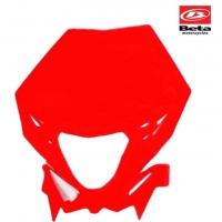 Przednia owiewka czasza Beta 125 / 250 / 300 RR 13-19, 350 / 390 / 430 /480, Xtrainer ( 020430150097) czerwona