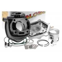 TUNING Cylinder zestaw 70ccm MALOSSI Minarelli LC AEROX / NITRO / JOG / F12 / F15 / SR50 (chłodzone cieczą)