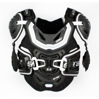 Zbroja Buzer LEATT CHEST PROTECTOR 5.5 PRO HD Black