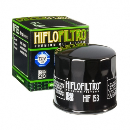 FILTR OLEJU HIFLOFILTRO HF204RC
