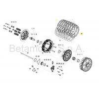 Sprężyny sprzęgła OEM BETA 250 300 RR  Xtrainer  350 390 430 480 18-