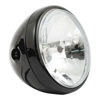 """Przednia lampa średnica 7"""" Harley Davidson H4 pozycyjne norma ECE"""