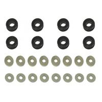 Nachman mocowania chłodnicy KTM Husqvarna Husaberg ( podkładki tulejki gumki 8szt)